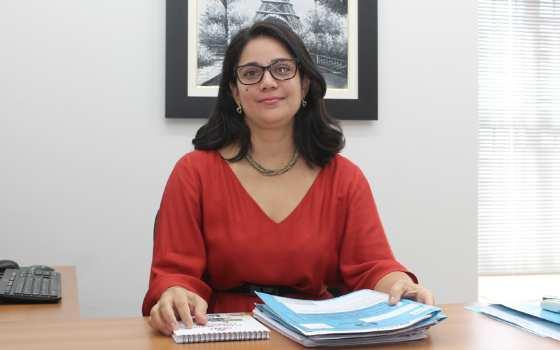 Promotora Luciana Rocha
